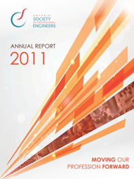 Ontario Society of Professional Engineers - 2011 Annual Report