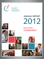 Ontario Society of Professional Engineers - 2012 Annual Report