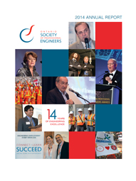 Ontario Society of Professional Engineers - 2014 Annual Report