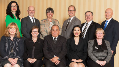 Ontario Society of Professional Engineers - Board of Directors